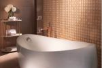 Ritz Carlton Dubai Executive Suite - Bathroom