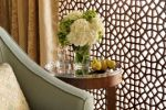 Ritz Carlton Dubai Executive Suite - decor